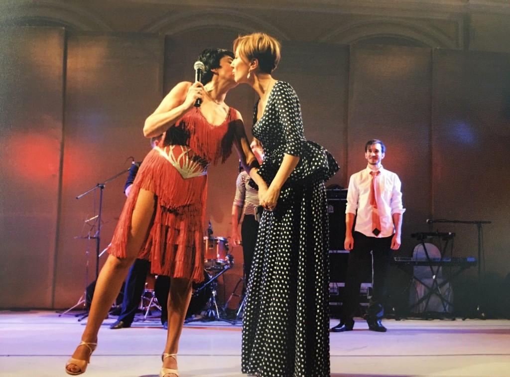 Рубиновая свадьба Ольги и Михаила Барщевских, неповторимые шоу в течении пяти лет, для них, создает компания Best Show